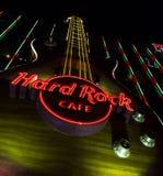 hard rock cafe Obraz Royalty Free