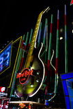 hard rock cafe Fotografia Royalty Free