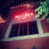 Hard Rock Cafe Imagem de Stock Royalty Free