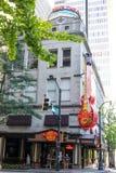 Hard Rock Cafe, Atlanta, dziąsła Obrazy Stock
