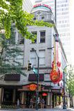 Hard Rock Cafe, Atlanta, GA Images stock