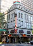 Hard Rock Cafe', Atlanta, GA. Royalty Free Stock Photo