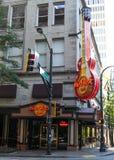Hard Rock Cafe', Atlanta, GA. Stock Photos