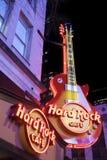 Hard Rock Cafe-Atlanta Royalty Free Stock Images