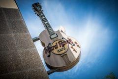 Hard Rock Cafe, Detroit Royalty Free Stock Image