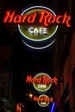 Hard Rock Cafe Fotografía de archivo