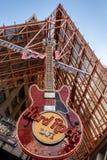 Hard Rock Cafe i Louisville arkivbild