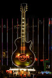 Hard Rock Cafe Las Vegas Immagini Stock