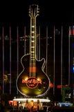 Hard Rock Cafe Las Vegas Imagenes de archivo