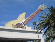 Hard Rock Cafe in Las Vegas stock photo