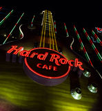 Hard Rock cafe Royalty Free Stock Image
