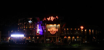 Hard Rock Cafe' located at Universal City in Orlando, Florida Stock Photo