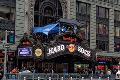 Hard rock cafe in new york, usa Stock Photos