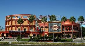 Hard Rock Cafe Orlando Stock Photos