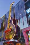 Hard Rock cafe restaurant and entertainment center Las Vegas Nev Royalty Free Stock Image