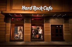 Hard Rock Cafe shoppar Arkivfoto