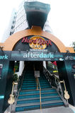 Hard Rock Cafe in Singapore Stock Images