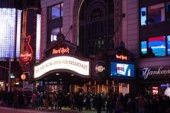 The Hard Rock Cafe stock photo
