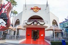 Hard Rock Cafe at Universal CityWalk Stock Photos