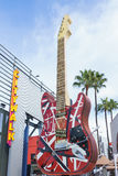 Hard Rock Cafe at Universal CityWalk Stock Photo