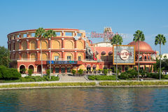 The Hard Rock Cafe at Universal Orlando Resort Stock Photography