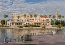 Hard Rock Cafe Universal Studios Orlando Royalty Free Stock Photos