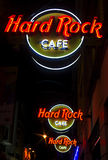 Hard Rock kawiarnia Fotografia Stock