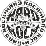 Hard rock do selo Fotos de Stock