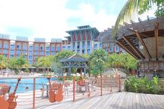 Hard Rock Hotel Sentosa Singapore Royalty Free Stock Images
