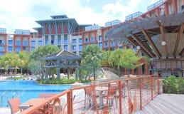 Hard Rock Hotel Sentosa Singapore Stock Images