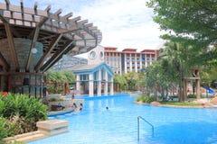Hard Rock Hotel Sentosa Singapore Royalty Free Stock Image