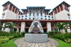 Hard Rock Hotel Sentosa Stock Image