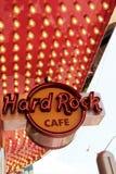 Hard rock kawiarnia Obrazy Royalty Free