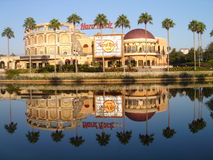 Hard Rock Orlando Royalty Free Stock Photo