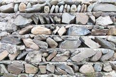 Hard rock wall Royalty Free Stock Image