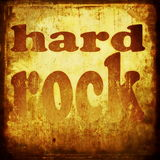 Hard rock Royalty Free Stock Photography