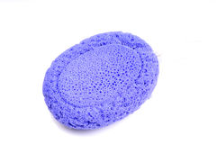 Hard sponge Royalty Free Stock Photo