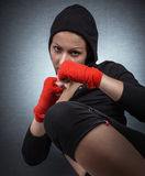 Sport woman Stock Image