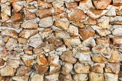 Hard stone with cement for background and design. It is hard stone with cement for background and design royalty free stock image