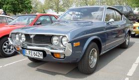 Hard-top Auto-Mazdas 929 (RX-4) Lizenzfreie Stockfotos