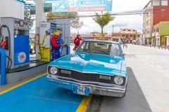 Hard-top de porte de la Colombie Chia Dodge Dart 2 photos libres de droits