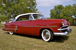 Hard-top 1953 Ford convertible Images libres de droits