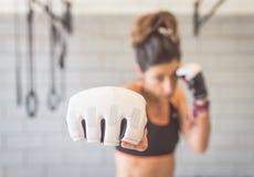 Hard Training Royalty Free Stock Image