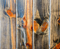 Hard wooden planks background texture Royalty Free Stock Photography