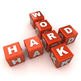 Hard Work Concept Royalty Free Stock Photo