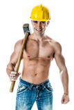 Hard work Royalty Free Stock Photos