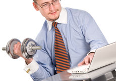 Hard worker Stock Photos