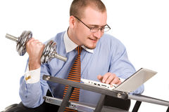 Hard worker Royalty Free Stock Photo