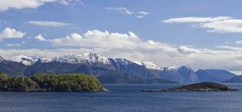 Hardangerfjord Zdjęcie Royalty Free