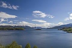 Hardangerfjord Obraz Stock